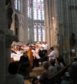 Concert à Troyes Juillet 2004