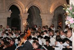 Concert de Noël 2007 à Etampes