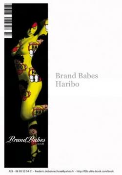 Brand Babes Haribo