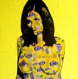 Brand Babe Fanta lemon