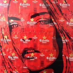 Brand Babes face Estrella