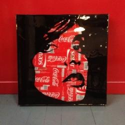 Brand babes face coca