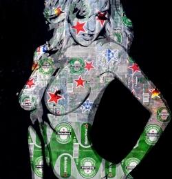 Brand Babe Heineken