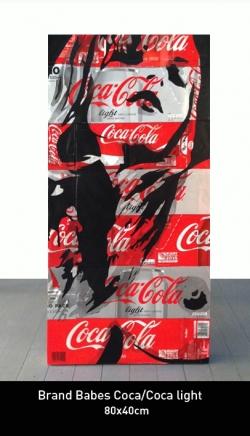 BrandBabes coca/coca light