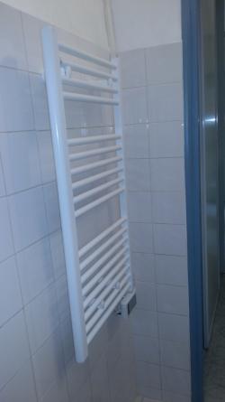 Sèche serviette Tubulaires