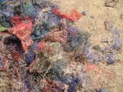 Texture en devenir trame
