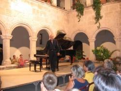 Concert au cloître de San Francesco