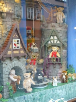 Magasin de Noël Rothenburg
