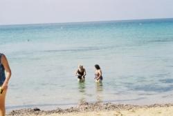 Malte-A la plage