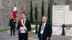 2016 - Commémoration du massacre de la rue d'Isly