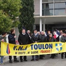 Le FNJ Toulon