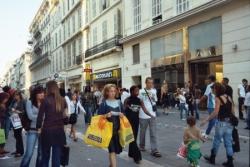 Rue St-Ferréol, Marseille