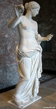 Aphrodite ou la Vénus d'Arles