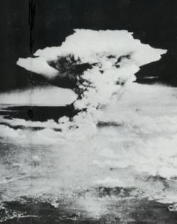 Bombe sur Hiroshima