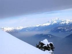 Parthénon des neiges