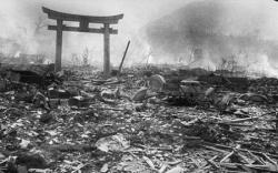 Nagasaki en ruines