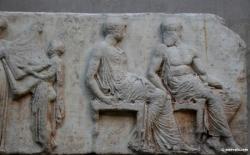 Athéna et Héphaïstos