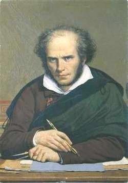 Portrait de Girodet