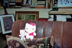 Kitty et sa petite soeur