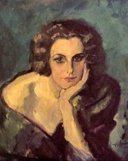 Portrait par Eugene Spiro