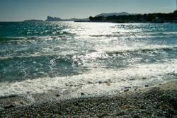 Argent de la mer
