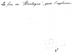 Document de l'Amirauté
