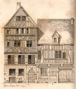 Maison natale de Corneille