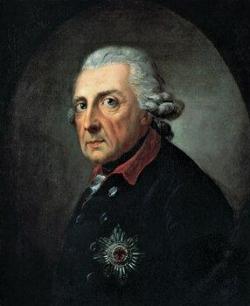 Frédéric II de Prusse, dit Frédéric le Grand