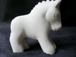 petit cheval blanc
