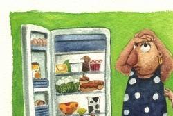 Le frigidaire