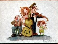 Petit orchestre famillial