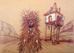 Le shaman hérisson