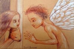 Conversation avec l'ange