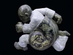 L'homme escargot