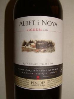 ALBERT I MOYA LIGNUM 2004