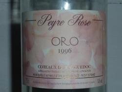 Peyre Rose Oro 1996
