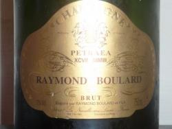 CHAMPAGNE PETRAEA 1997-2003 RAYMOND BOULARD