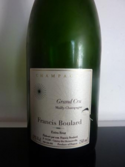 CHAMPAGNER BOULARD GRAND CRU MAILLY EXTRA BRUT