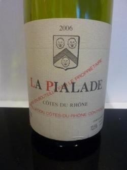 La Pialade 2006 E. Reynaud (chateau Rayas)