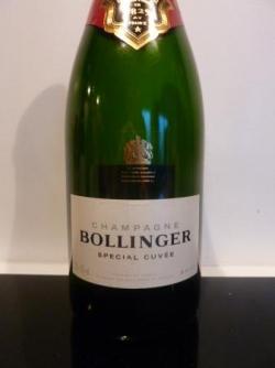 Spécial cuvée de Bollinger