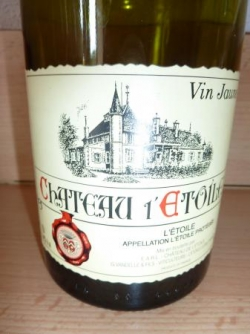 Vin jaune 2003 Chateau l'Etoile