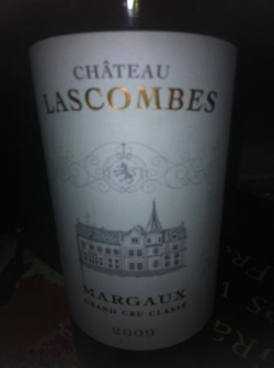 Chateau Lascombes 2009