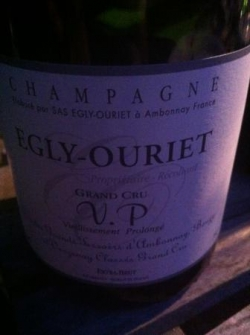Egly Ouriet Grand Cru VP