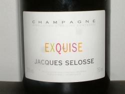 EXQUISE DE JACQUES SELOSSE
