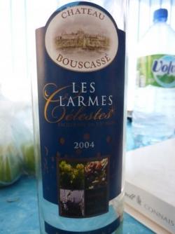 PACHERENC LES LARMES CELESTES 2004 D'ALAIN BRUMONT