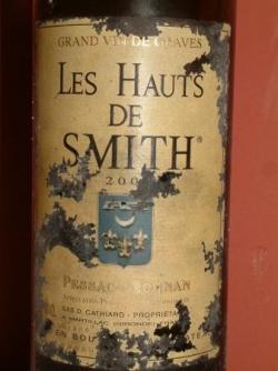 LES HAUTS DE SMITH HAUT LAFITTE 2002