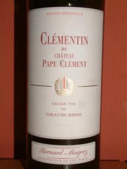 CLEMENTIN DU PAPE CLEMENT 2006