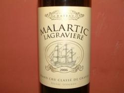 MALARTIC LA GRAVIERE 2006