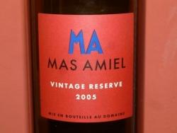 MAS AMIEL VINTAGE 2005