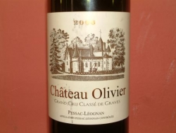 CHATEAU OLIVIER 2006